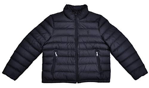 Ralph Lauren Damen Steppjacke Daunenjacke Jacke Schwarz Größe L