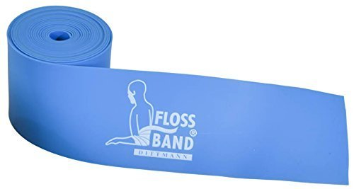 Dittmann Floss-Band, 1.0 mm, Blau