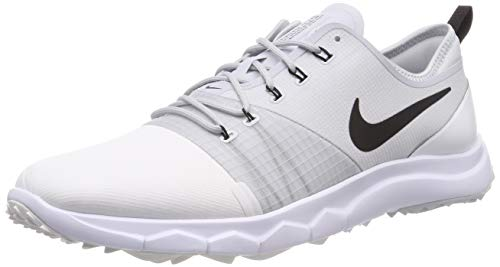 Nike FI Impact 3, Zapatos de Golf Mujer, Blanco (Summit White/Black-Pure Platinum-White 100), 36.5 EU