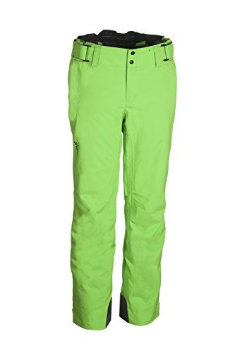 Phenix Herren Skihose Matrix III Salopette PZ, Yellow/Green, 48(S), ES572OB31