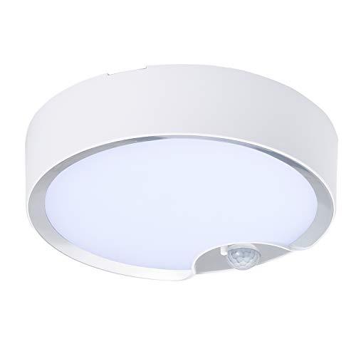 人感センサーライト Eneru 屋内 室内センサーライト 電池式 80 LED 小型 配線不要 安全灯 補助灯 自動点灯/消灯 玄関/階段/客間/キッチン/トイレ/部屋などに対