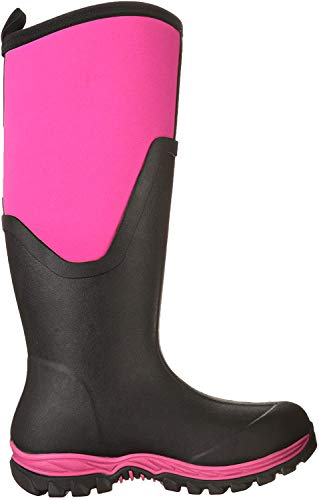 Muck Arctic Sport ll Extreme Conditions Tall Rubber Women's Winter Boots Black/Pink