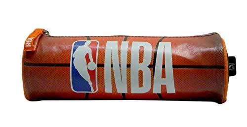 NBA - Astuccio Scolastico, Collezione Ufficiale Basketball