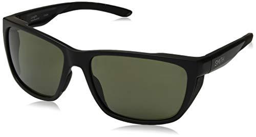 Smith Optics Longfin Gafas de sol, Multicolor (Mtt Black), 59 para Hombre