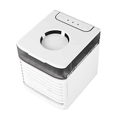 DOUYUAN Refrigerador de Aire Portátil Mini Aire Acondicionador Indicador o Pantalla Digital Versión de Computación Inicio Ventilador (Color : Sterilization Type)