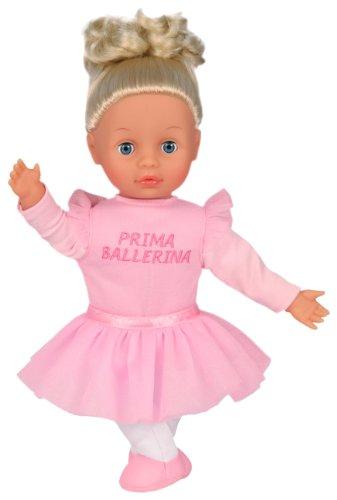 Bayer Design 93311 - Babypuppe, Prima Ballerina, 33 cm