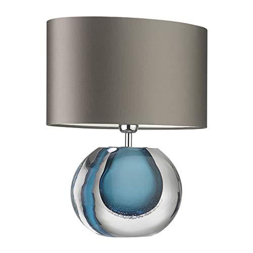 Lampara Mesilla Tabla de cristal de lujo del diseño moderno de la lámpara Lámparas Lámpara de cabecera for la decoración casera luz nocturna for sala de estar dormitorio de sobremesa Puerta de entrada