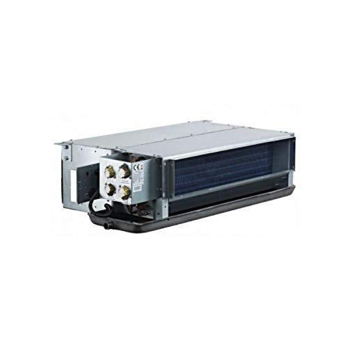 Unidad interior, climatizadora de conductos fancoil, modelo MKT3-V500F, 52,2 x 94 x 24,1 centímetros, color gris (referencia: MKT3-V500F,)