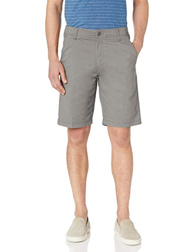 Lee Men's Performance Series Extreme Comfort Short, Iron, 34