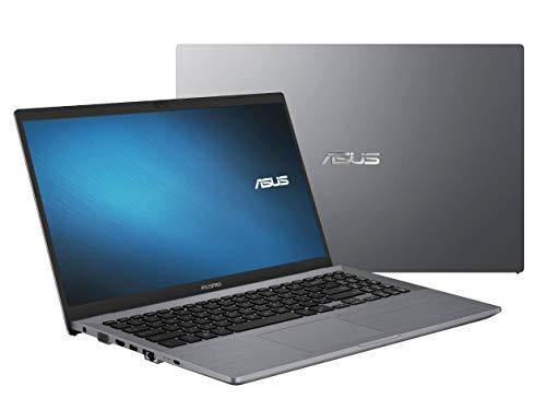 ASUSPRO P3540FA-BQ0901R - Ordenador Portátil de 15.6' Full HD (Intel Core i7-8565U, 16GB RAM, 512GB SSD, Intel UHD Graphics, Windows 10 Pro) Gris-Teclado QWERTY español
