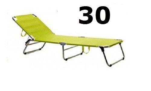 jan kurtz, fiam, amigo 30, pistazie, aluminium dreibein sonnenliege, design francesco favagrossa