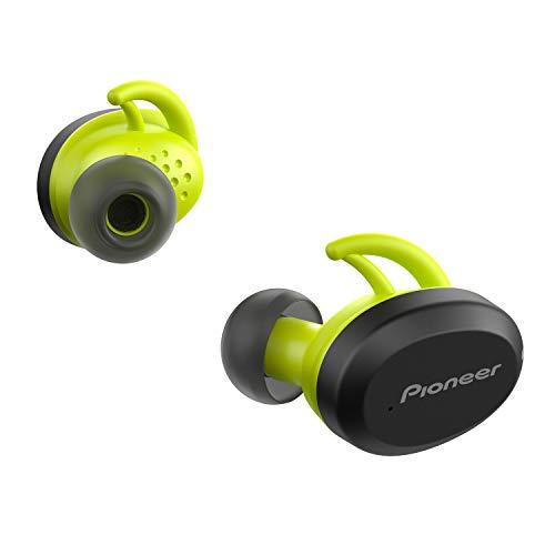パイオニア 完全ワイヤレスイヤホン Bluetooth対応/左右分離型/マイク付き イエロー SE-E9TW(Y)