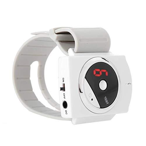 Dispositivo de Pulsera de Pulsera antirronquidos Solución de Sensor de biorretroalimentación Inteligente infrarrojo para Mejorar la Calidad del sueño Familiar