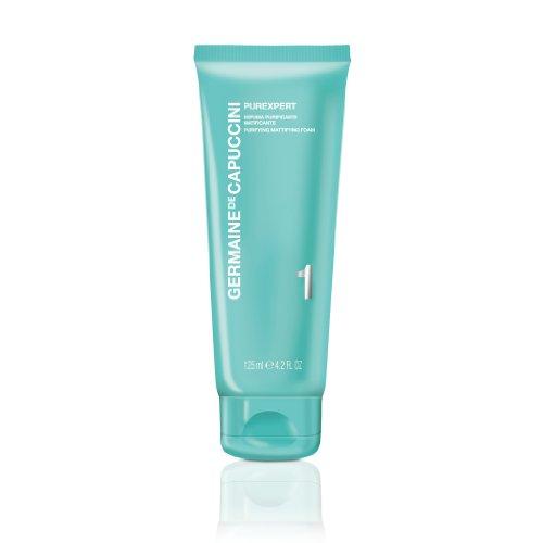 Germaine de Capuccini - Espuma limpiadora purificadora y matificante para pieles jóvenes y grasas