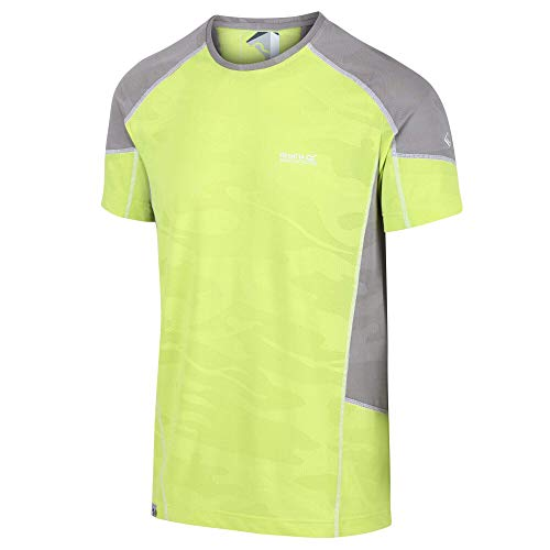 Regatta Mens Camito Quick Drying Wicking Running T Shirt