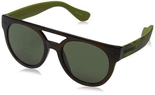 Havaianas Buzios Occhiali da Sole, Bwgrnpois, 53 Unisex Adulto