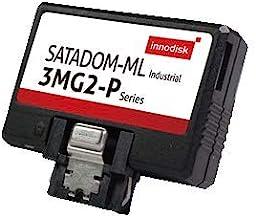 INNODISK DGSML-64GD81BCBQCB SATADOM-ML 3MG2-P Pin7+Pin8 Supported(High IOPS, Industrial, Standard Grade, 0°C ~ +70°C) - 64...