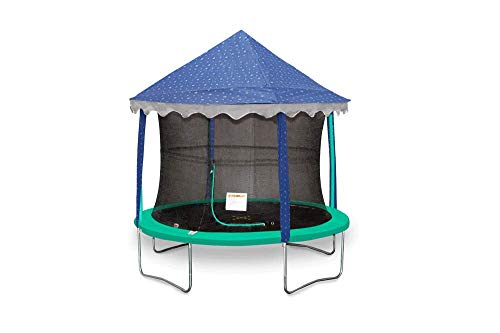 8ft Star Canopy Tent - Trampoline not included