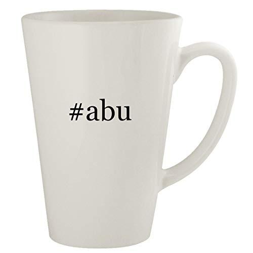 #abu - Ceramic 17oz Latte Coffee Mug