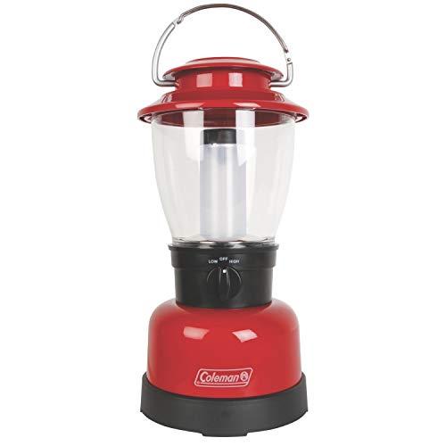 Coleman LED Lantern   400 Lumens Personal Lantern with 4D Battery