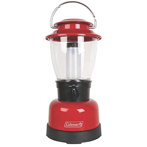 Coleman LED Lantern | 400 Lumens Personal Lantern with 4D Battery