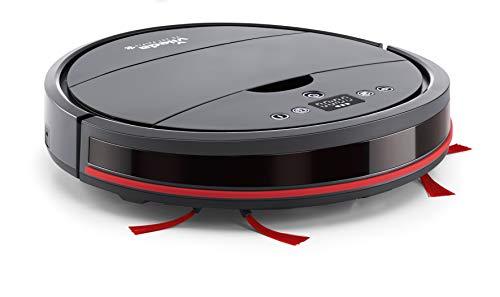 Vileda VR 201 PetPro Saugroboter (optimiert für Tierhaare, 90 Minuten Laufzeit), Kunststoff, dunkelgrau, 32 x 8 cm - 2