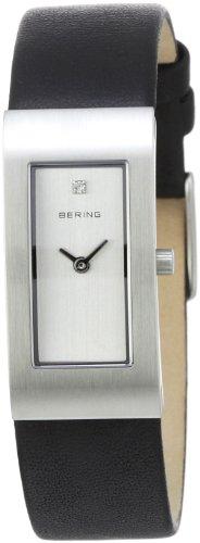 BERING Orologio Analogico Quarzo Uomo con Cinturino in Pelle 10817-400