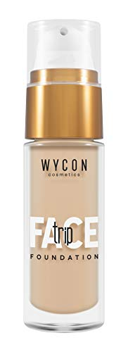 WYCON cosmetics FOUNDATION FACE TRIP 04 LIGHT BEIGE