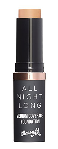 All Night Long - Medium Coverage Foundation 8g - FUDGE 7