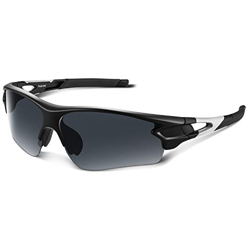 Bea·CooL Tac Polarized sports sunglasses Men Women Youth Baseball Military Motorcycle Running Fishing
