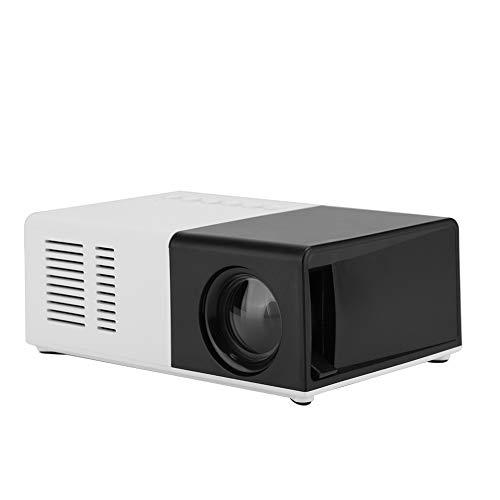 Mini proyector, proyector de video portátil con pantalla LCD 1080P de 2 pulgadas,...