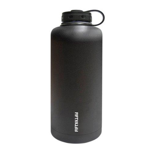 64 oz Seven Wine Growler fifty fifty water bottle