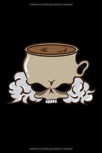 Kaffee: Kaffee I Kalender I Geschenk I Lustig I Notizbuch I Dotgrid I A5