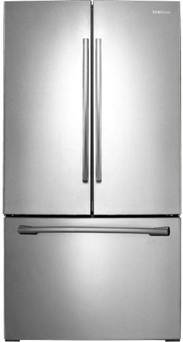 Samsung RF261BEAESR 25.5 Cu. Ft. Stainless Steel French Door Refrigerator - Energy Star
