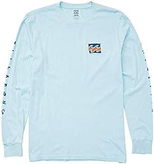 BILLABONG Mens Graphic T-Shirts Long Sleeve T-Shirt