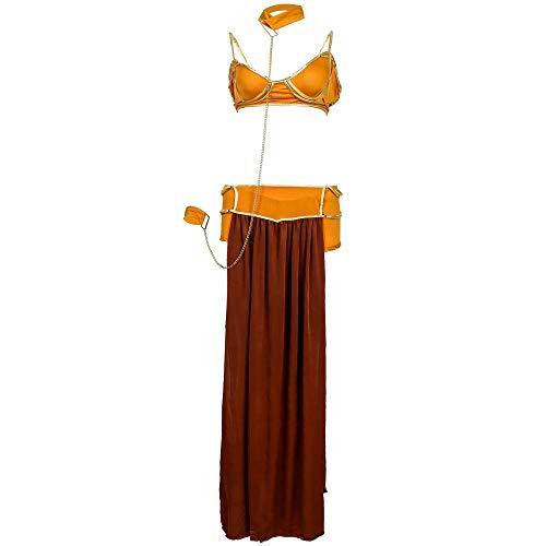 Gdofkh Seoras Europeas y Americanas Prom Queen Disfraz de Halloween Vestido de Honda Sexy lencera Sexy Pijamas de Mujer