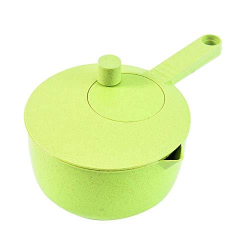 mementoy Salatschleuder Servierschale Siebkorb, BPA-frei