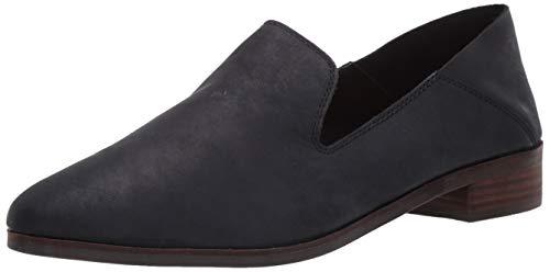 Lucky Brand Women's Loafer, Black,7.5 W US