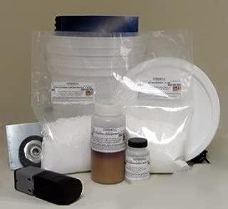 Copy Cad & Zinc Electroplating Kit - 1.5 Gallon