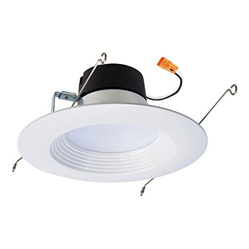 Halo LT560WH6930R 5/6 LED Retrofit Baffle, 5 inch and 6 inch, 3000K Soft White