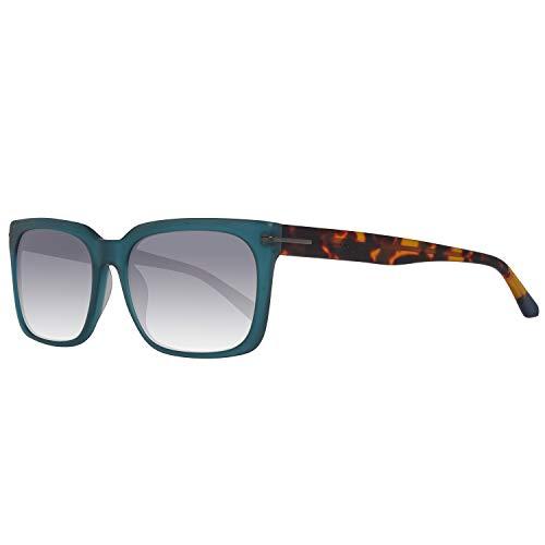 Gant Sonnenbrille GA7073 5685C Gafas de Sol, Azul (Blau), 56 para Hombre