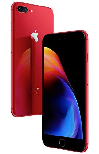 Apple iPhone 8 Plus 128GB Rojo (Reacondicionado)
