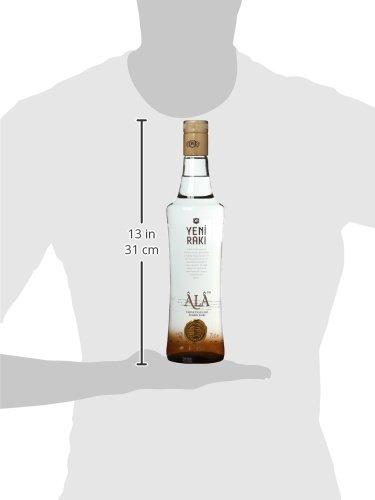 Yeni Raki Ala Triple Distilled Raisin Raki (1 x 0.7 l) - 3