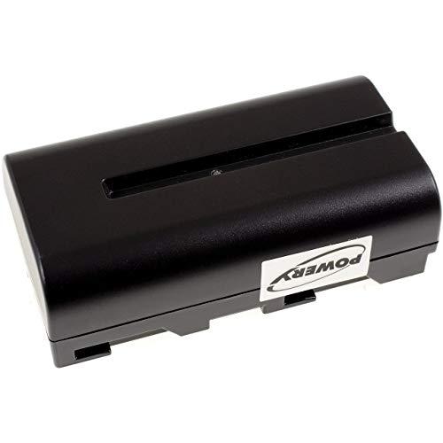 Akku für Wärmebildkamera MSA Evolution 5000, 7,4V, Li-Ion