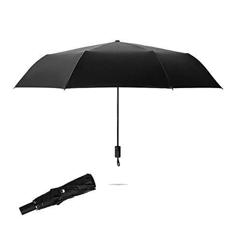 Mini Paraguas Paraguas Plegable Manual Paraguas Soleado Anti-Ultravioleta Sombrilla Protección Solar Tres Sombrillas Plegables.