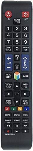 TV-Fernbedienung, AA59-00790A Fernbedienung Ersatz für Samsung, Universal-Fernbedienung passend für Samsung AA59-00790A BN59-01178B BN59-01178R Smart TV