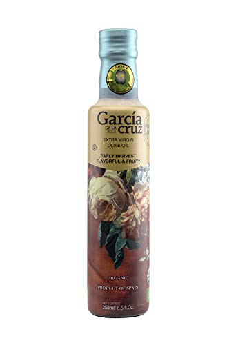 García de la Cruz - Organic Extra Virgin Olive Oil, Fresh Harvest,...