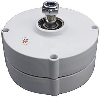 Marsrock 600r m 100W 12V or 24V Permanent Magnet Generator AC Alternator for Vertical or Horizontal product image