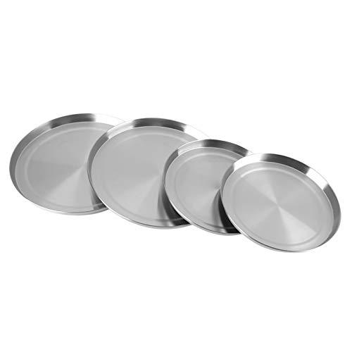 banapoy Cubierta de Estufa de Cocina Cubierta de Quemador de Estufa de protección de Cocina, 4 Piezas/Juego de Cubierta de Quemador, para Herramientas de Cocina caseras Cualquier Esquema de