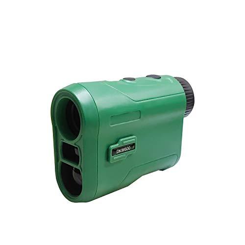 AJVEDUK Laser Rangefinder, Hunting Rangefinder 650 Yards Range Finder, Distance Finder for Golf 6X Digital Rangefinders with Slope Mode & Speed Measurement